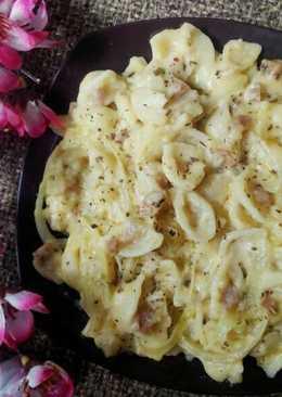 Macaroni Cheese (mac n cheese)