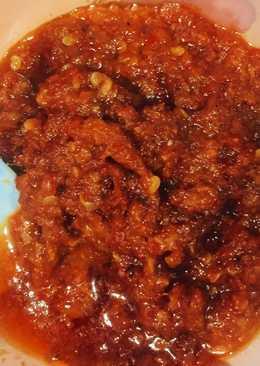 Sambal goreng bawang
