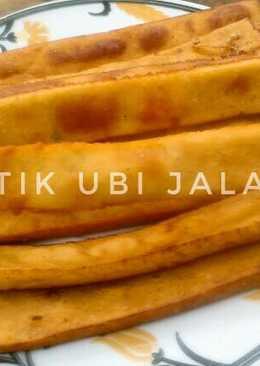 Stik Ubi Jalar #indonesiamemasak