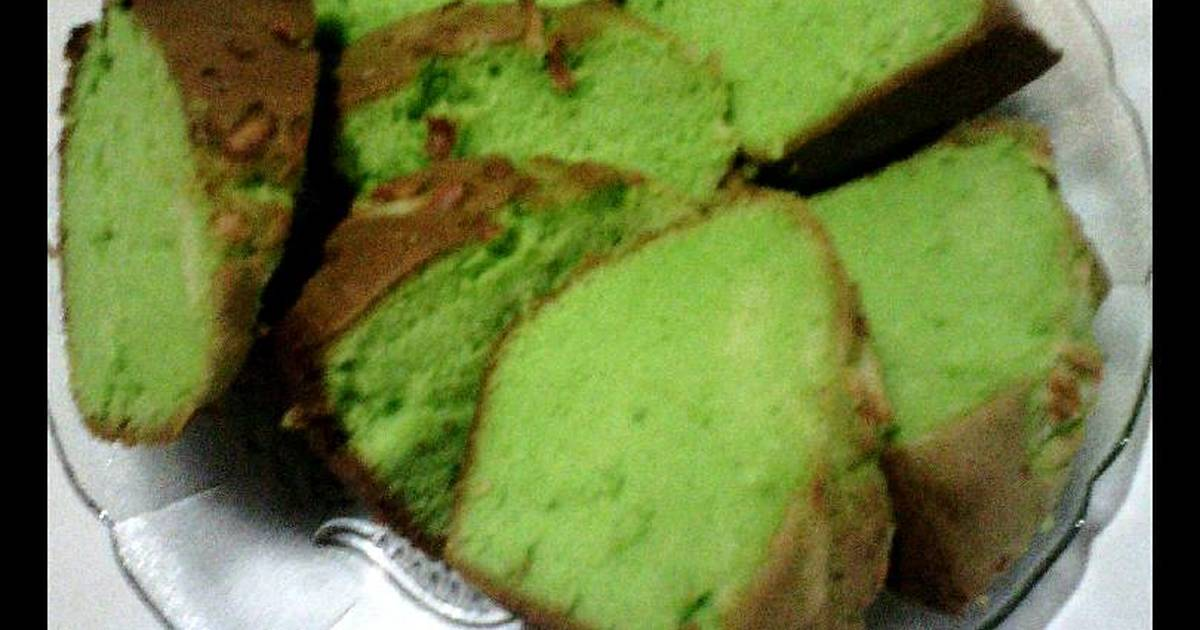 Resep Cake Keju Jepang: 764 Resep Cake Pandan Keju Lembut Enak Dan Sederhana