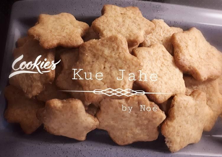 Resep Cake Tanpa Telur Jtt: Resep Kue Kering Jahe Tanpa Telur Oleh Noe's Kitchen