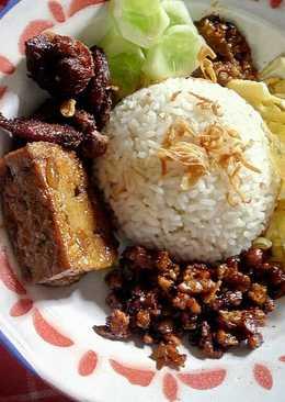 Nasi Uduk Betawi Simple Dengan Ricecooker