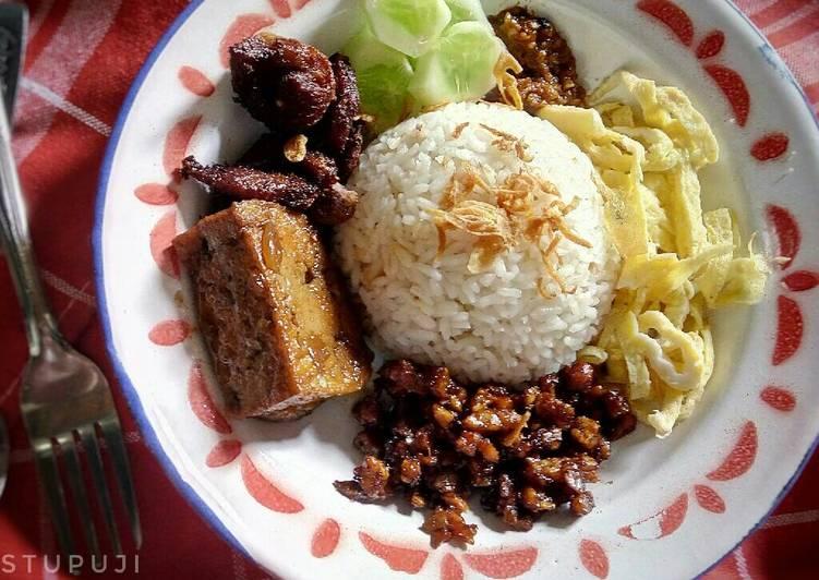 Resep Nasi Uduk Betawi Simple Dengan Ricecooker Kiriman dari puji pangestu