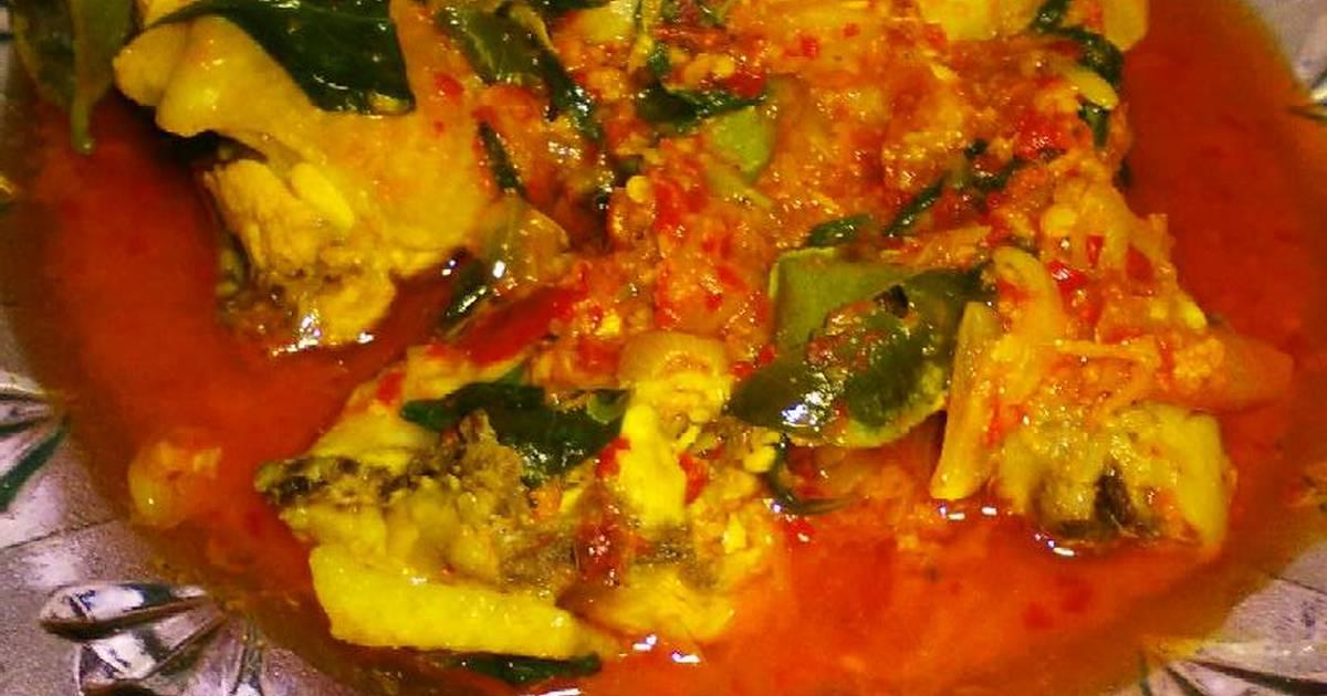 Resep Ayam Pedas Cookpad