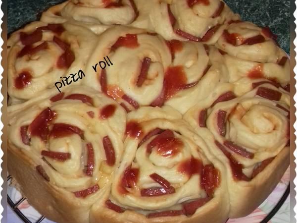 Pizza roll (metode KSB)