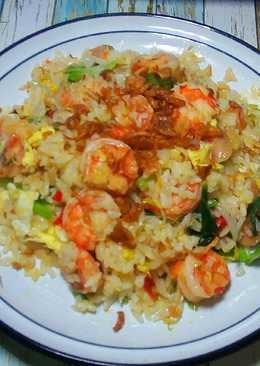 Nasi Goreng Seafood #PR_OlahanUdang
