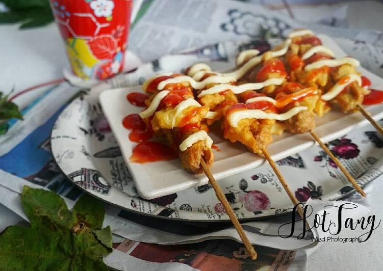 Resep Hotdog Kentang Hottang Oleh Wiwiedarre