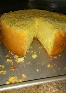 Kue Bolu Panggang