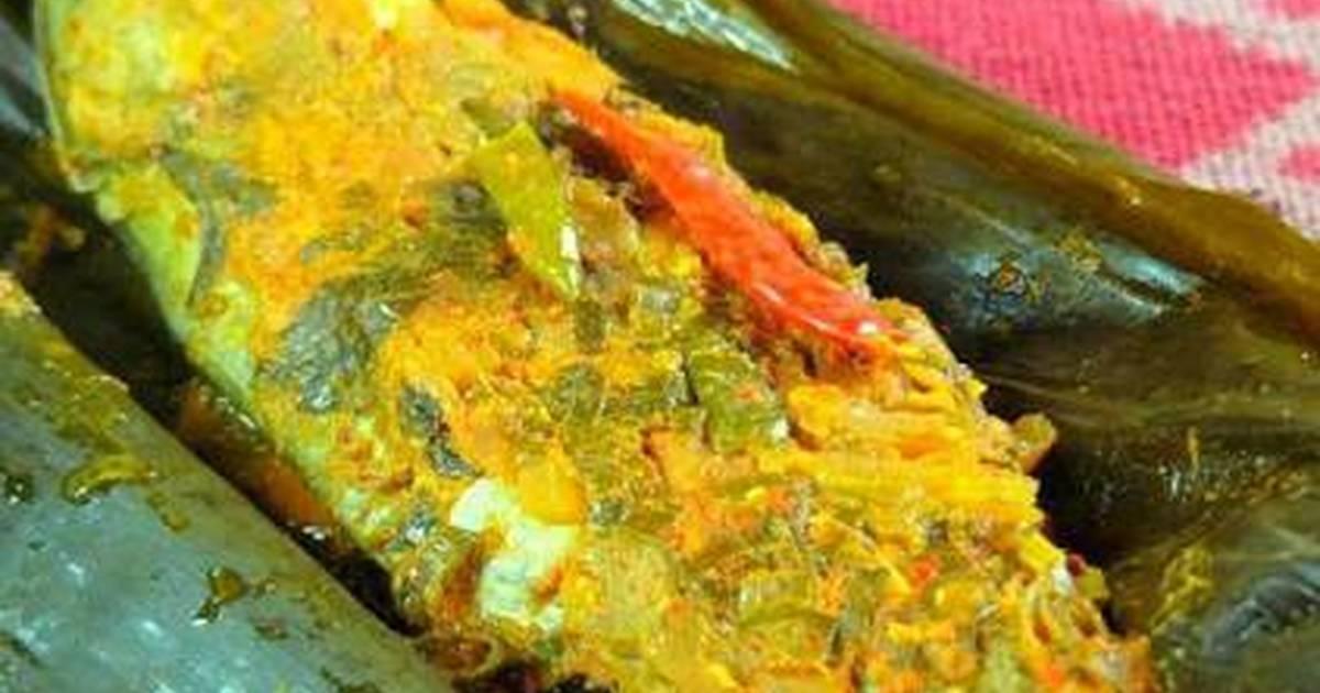 Pepes ikan mas jawa barat - 59 resep - Cookpad