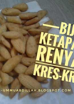 Biji Ketapang Gurih & Renyah Kres-Kres