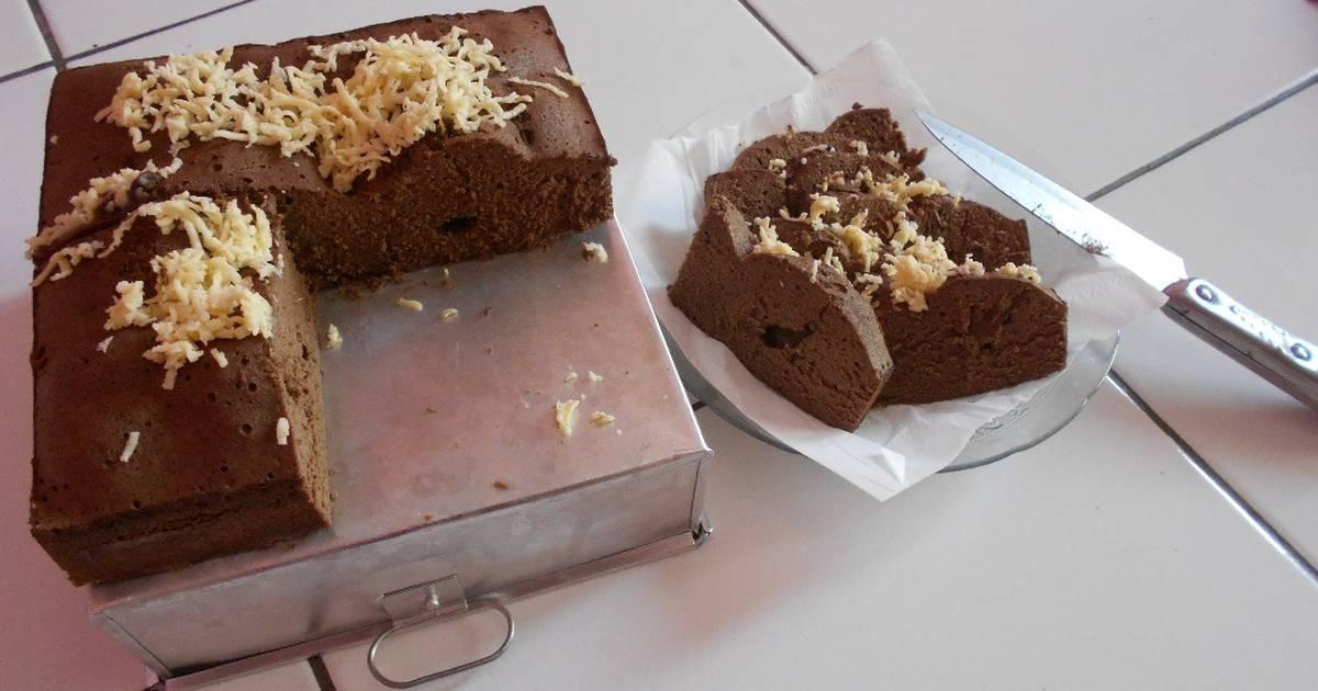 Resep Cake Kukus Keju Ncc: Resep Brownies Kukus Keju Oleh Niken Woropalupi