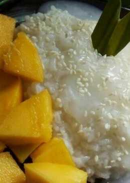 Ketan Mangga/ Mango Sticky Rice/ Khao Niao Mamuang