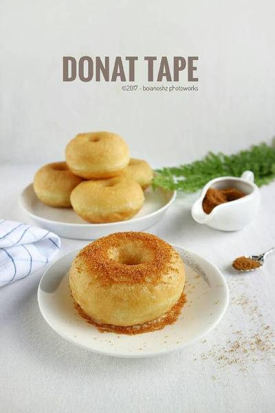 Donat Tape, a super soft donuts EVER!!!