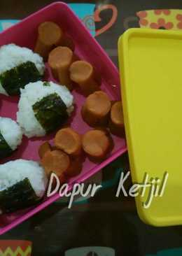 Mini Onigiri a'la2, express gak pake lama