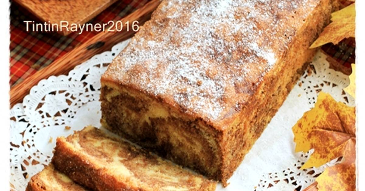 Resep Marble Butter Cake new recipe