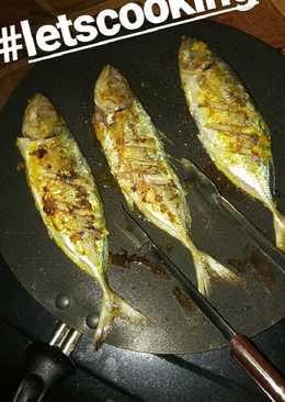 Ikan selar panggang