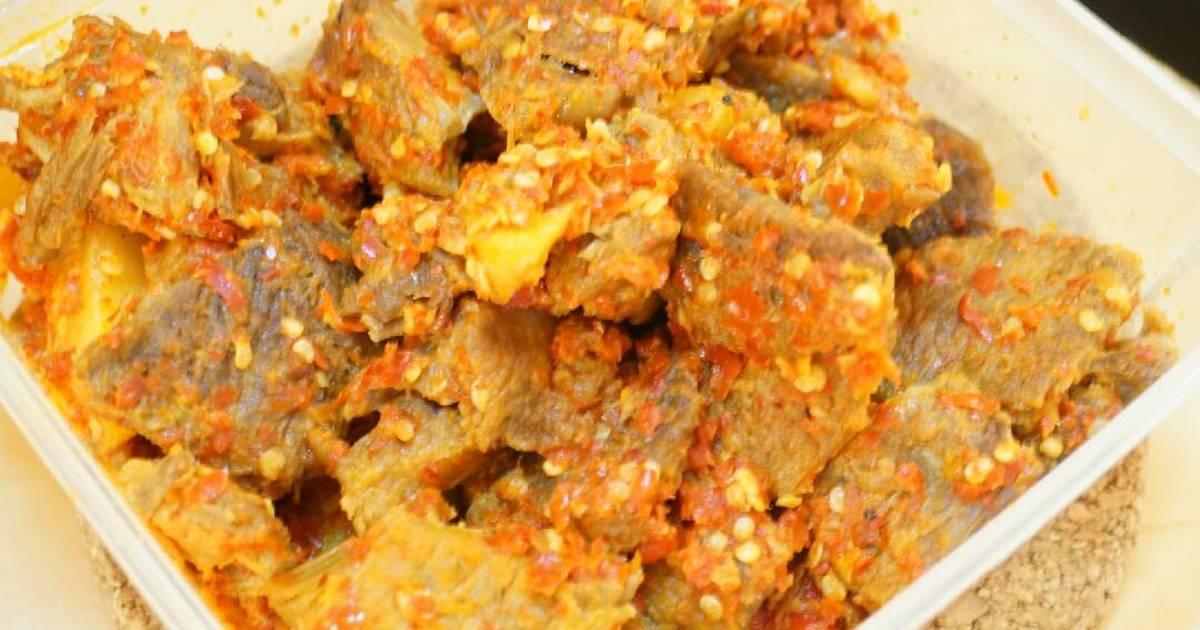 493 resep empal goreng enak dan sederhana   cookpad
