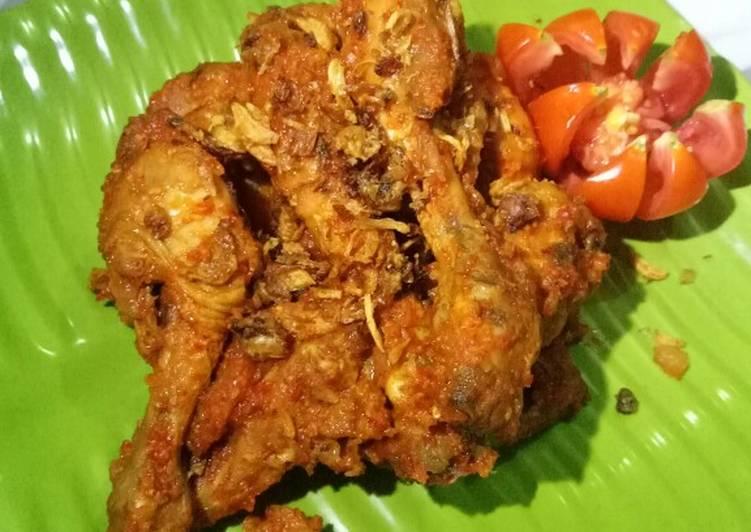Ayam Saus Cabai