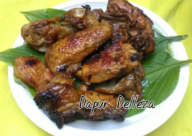 Ayam Bakar Teflon 🐓