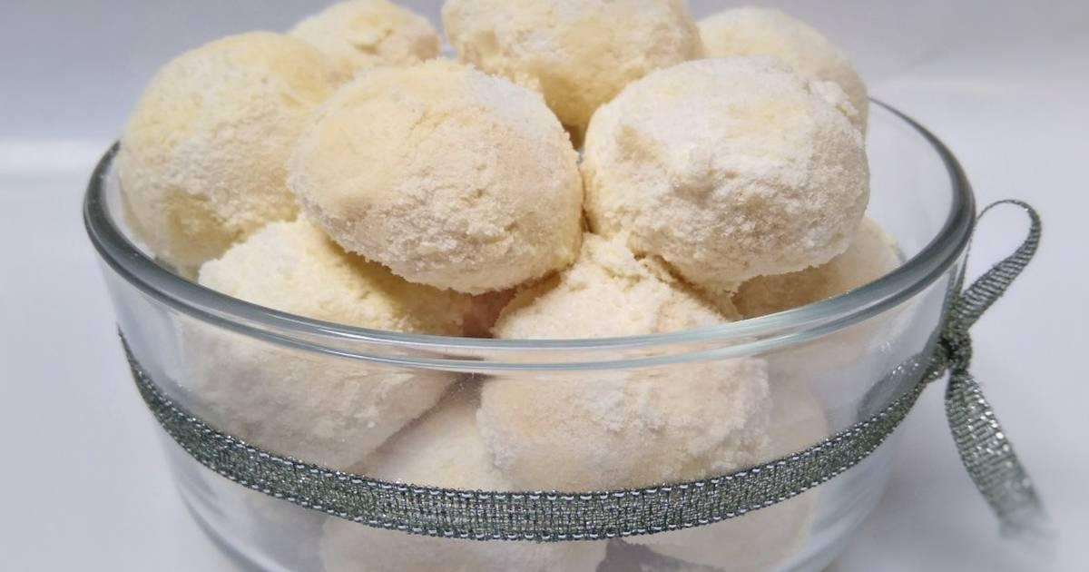 263 resep putri salju lumer enak dan sederhana - Cookpad