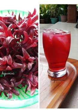 Es bunga rosella