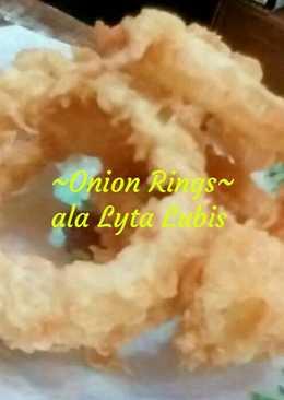 Onion Rings Bon Cabe