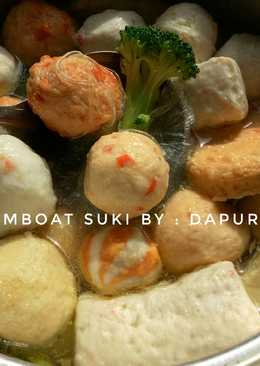 Steamboat Suki
