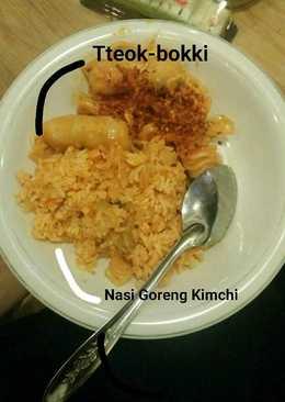Nasi Goreng Kimchi Instan