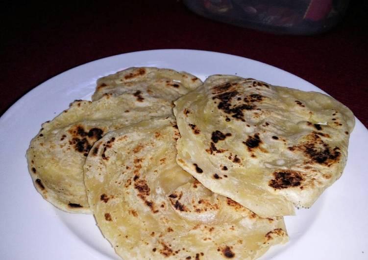Roti canai originalll ala mama quinn