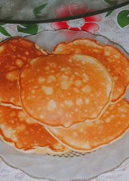 Pancake durian teflon simple