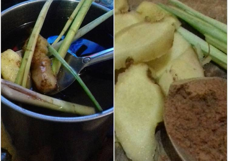 Minuman rempah(2) diet kenyang ala hughes