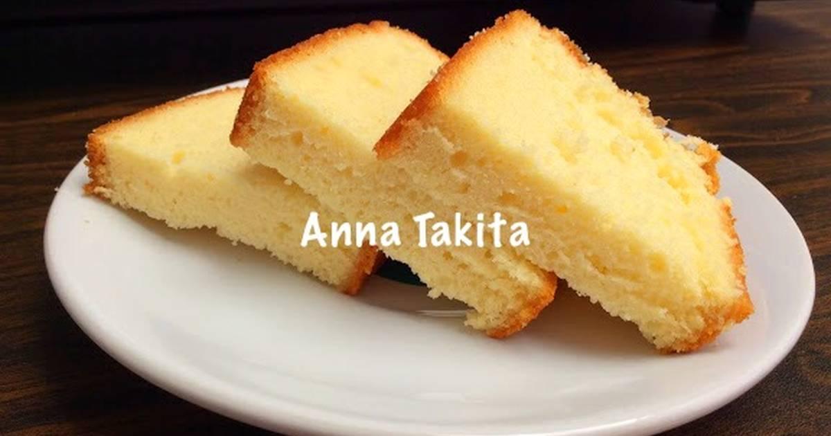 Resep Sponge Cake Jepang
