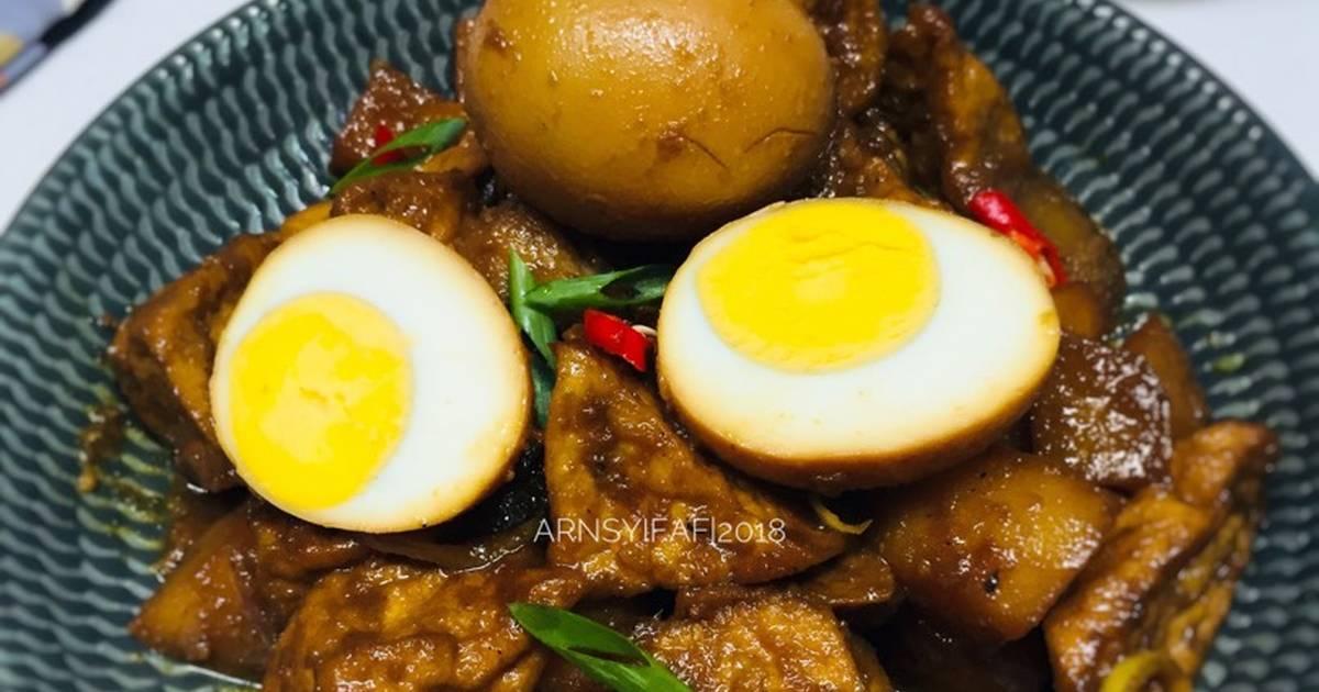 121 resep semur tahu telur kentang enak dan sederhana ...