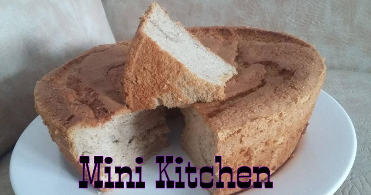 Resep Cinnamon Chiffon Cake