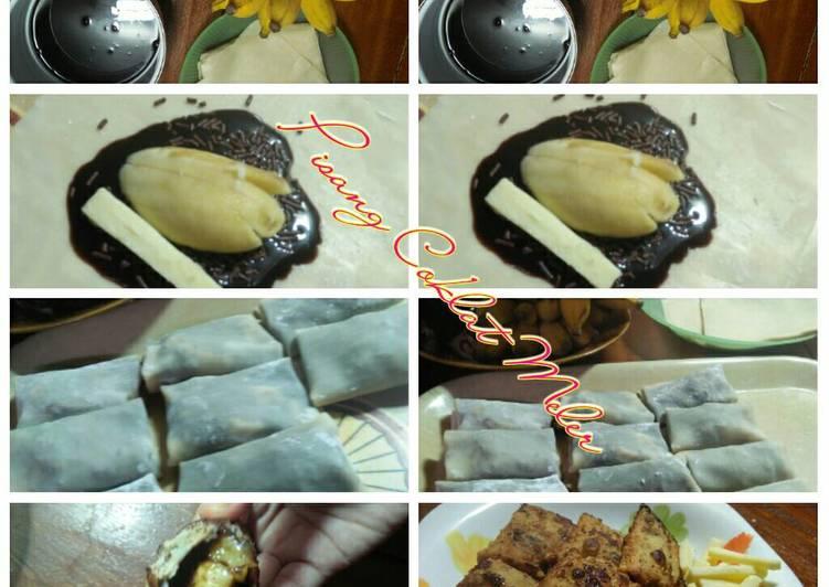 Resep Pisang Coklat Keju Meler Padang Aisyiyah Al Islams