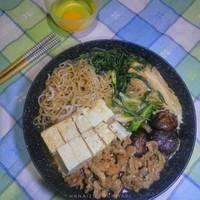 Sukiyaki Otentik Jepang すき焼き (+Tips Kalau Tidak Ada Sliced Beef)