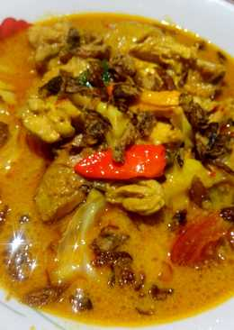Tongseng Ayam Spicy