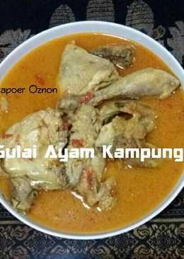 Gulai Ayam Kampung