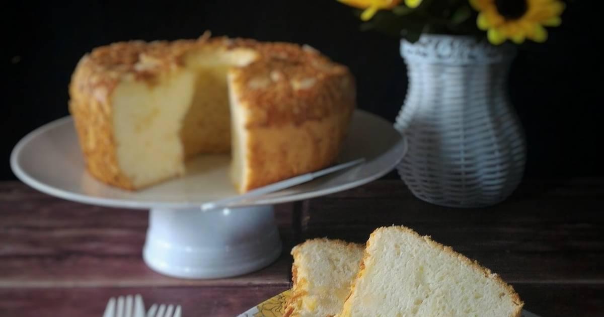 Resep Cheesy Chiffon Cake