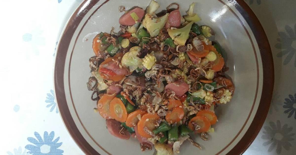 Resep Masakan Ikan Vegetarian