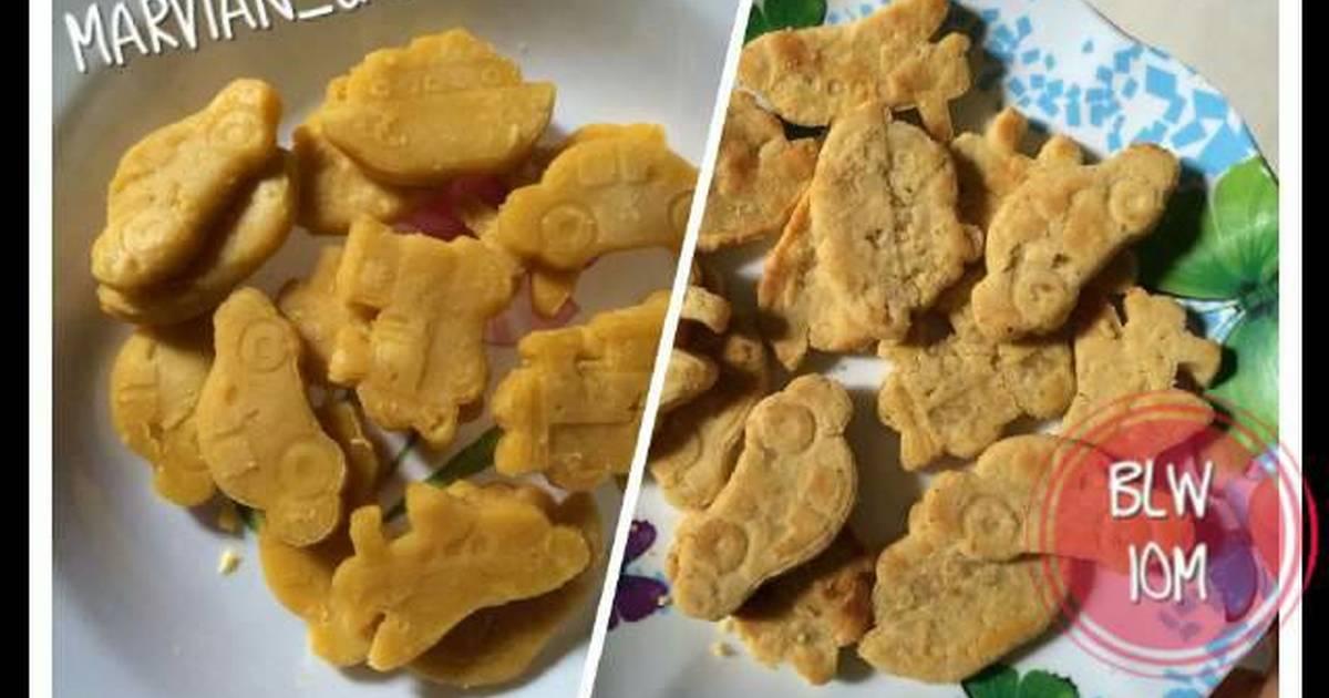 Resep Cookies keju