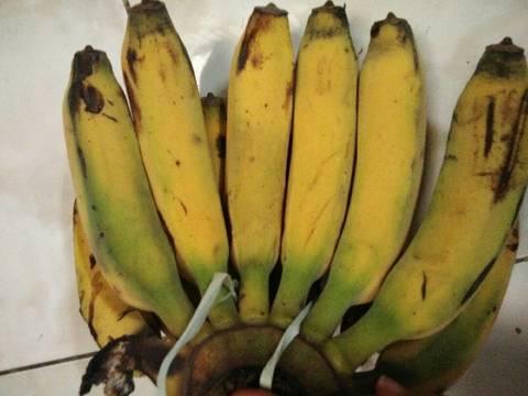 Bolu pisang kukus lembut murah banget dan gampang no mixer