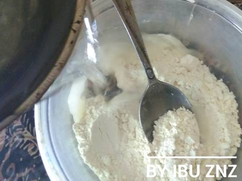 Nasi Gulung keju Sosis #BikinRamadanBerkesan #MenuSahurPertama