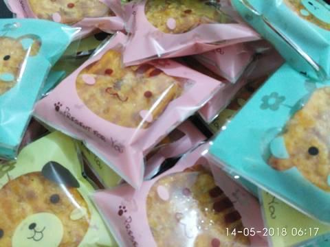 Crackers Isi Ragout Ayam Creamy #BikinRamadanBerkesan