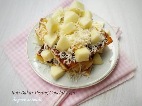 indonesiamemasak yang ditulis Dapoer sriwidi bisa disajikan  Resep Roti bakar pisang cokelat keju #indonesiamemasak Oleh Dapoersriwidi