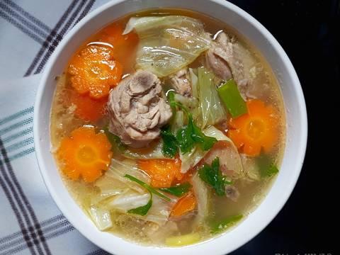 Sop Ayam Sayur
