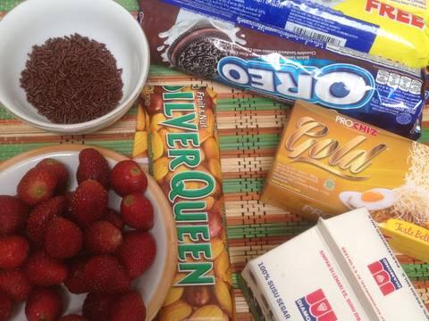 Resep Coklat Kreasi Coklat Oreo Oleh Ayu Novitasari