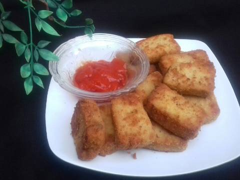 Nugget Pedang (tempe Udang) recipe step 5 photo
