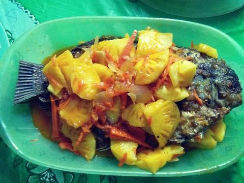 Resep Garang Asem Ikan Patin