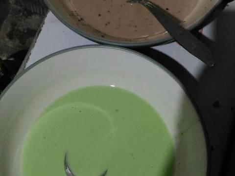 Kue Manja Warna Warni (Takaran Sendok)